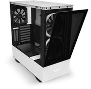 NZXT Case  H510 Elite Zwart Wit / Glass window (refurbished)