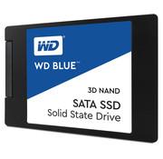 """Western Digital 250GB 2,5"""" SATA3 WD Blue 3D/TLC/550/525 Retail"""