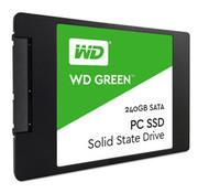 """Western Digital 240GB 2,5"""" SATA3 WD Green 3D/TLC/545/465 Retail"""