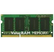 Kingston SO DIMM 8GB/DDR3 1333 Kingston ValueRAM CL9 Retail