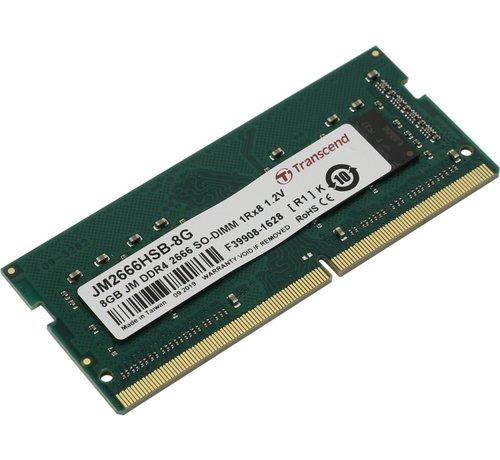 Transcend MEM  8GB DDR4 2666 MHz SODIMM