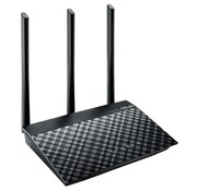 Asus ASUS RT-AC53 draadloze router Dual-band (2.4 GHz / 5 GHz) Gigabit Ethernet Zwart