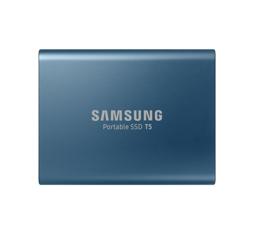 Samsung SSD External  250GB Blauw