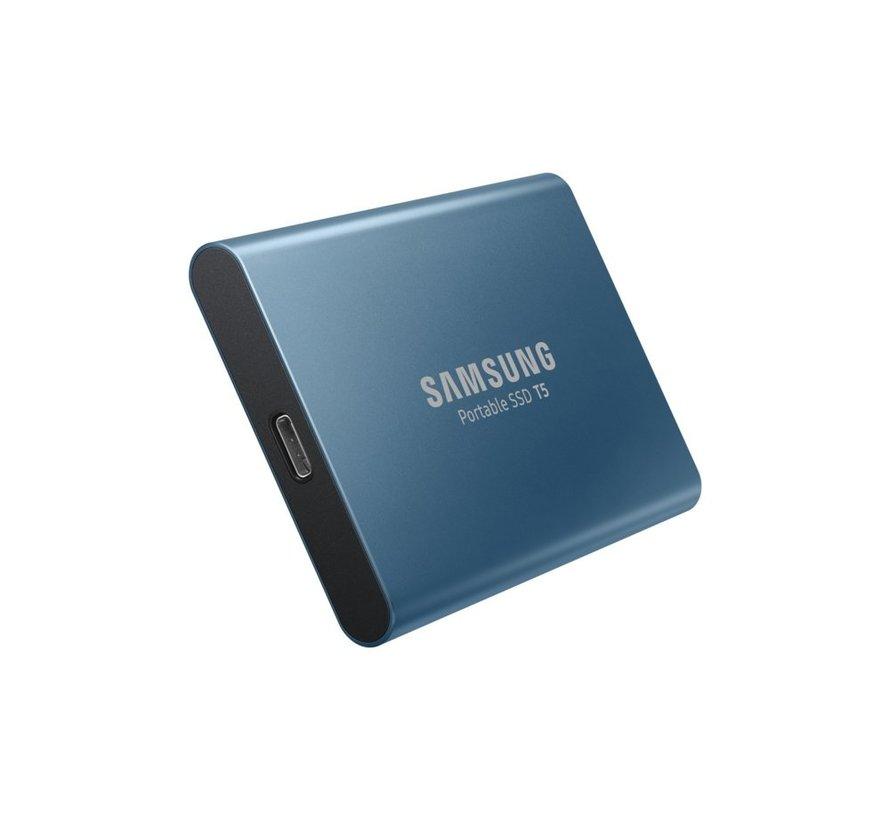 SSD External  250GB Blauw