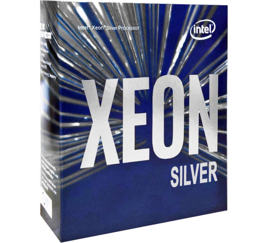 Xeon Silver 4112, 2,6Ghz (3,0GHz Turbo Boost)