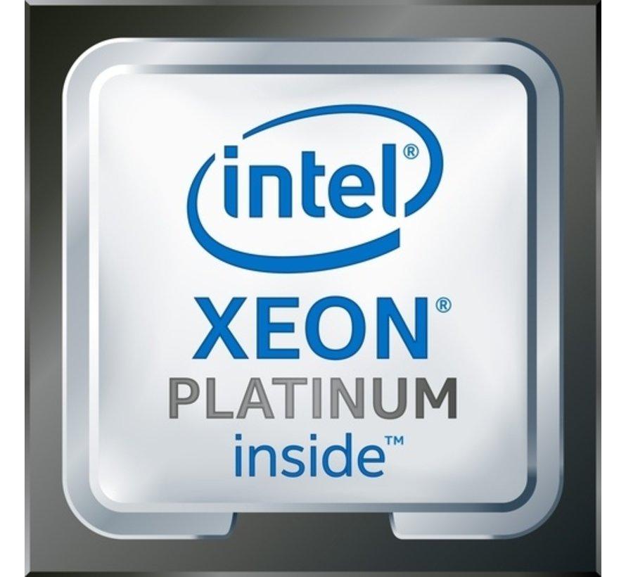 Xeon Platinum 8170, 2,1GHz (3,7GHz Turbo Boost)