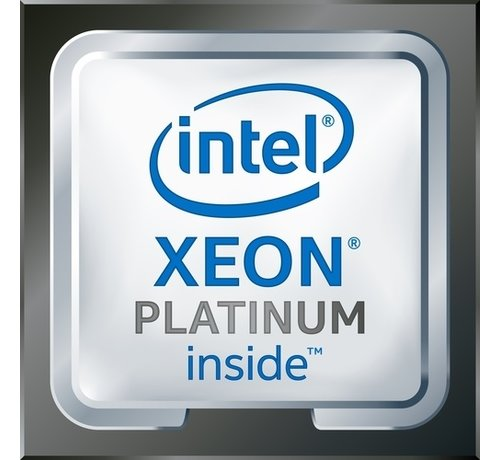 Intel® Xeon Platinum 8160, 2,1GHz (3,7GHz Turbo Boost)