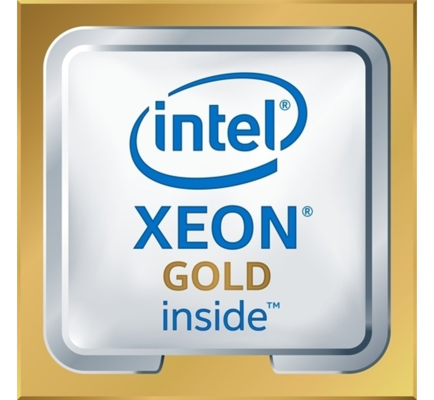 Xeon Gold 6128 3,4GHz (3,7GHz Turbo Boost)