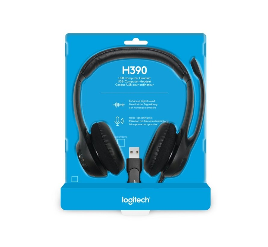 H390 USB Headset (refurbished)