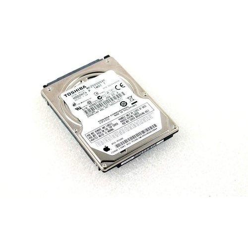"""Western Digital HDD Toshiba PULLED Apple / 250GB / 2,5"""" / 5400 /  SATA"""