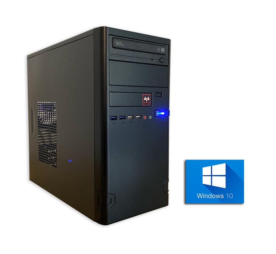 PCMAN HOME/OFFICE PC INCL WINDOWS 10