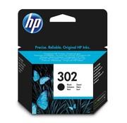 Hewlett Packard HP 302 Origineel Zwart 1 stuk(s)