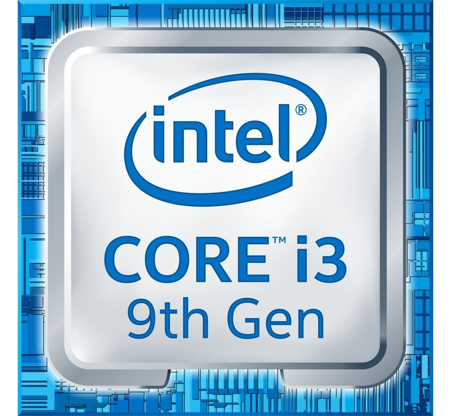 CPU ® Core™ i3-9100F 9th 3.6Ghz Quad LGA1151v2 no GPU
