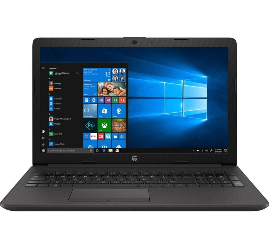 HP 250 G7 15.6 F-HD / i3-7020U / 8GB / 128GB / W10H / RFG (refurbished)