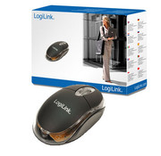 LogiLink Logilink mini Optical USB Zwart Retail
