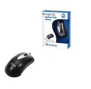 LogiLink Logilink Optical USB Zwart Retail