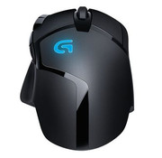 Logitech Logitech G402 Optical USB Zwart Retail