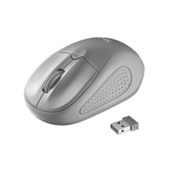 Trust Trust Primo Optical USB Zilver Retail Wireless