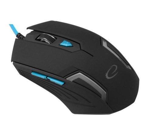 Esperanza Gaming Mouse MX205 Fighter Blue