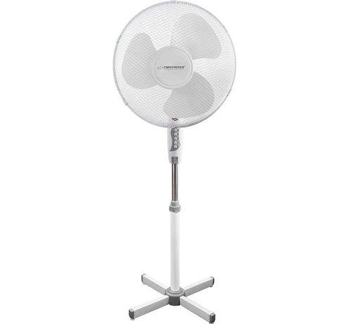 Esperanza Ped. Cooling Fan /Voetstuk Ventilator 16inch Wit