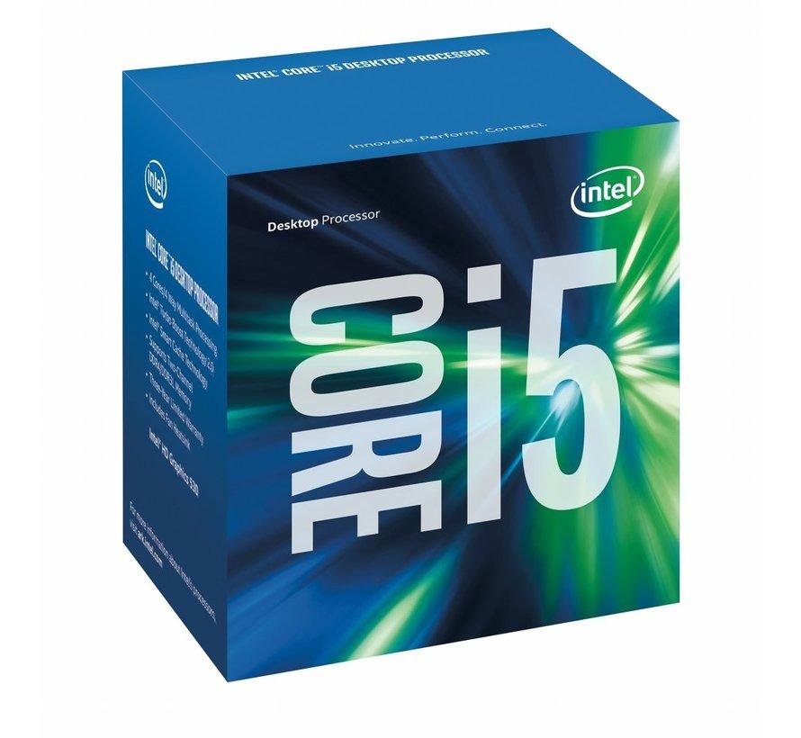 CPU ® Core™ i5-6600k 6th/3.5-3.9Ghz /Quad Core /LGA1151 (refurbished)