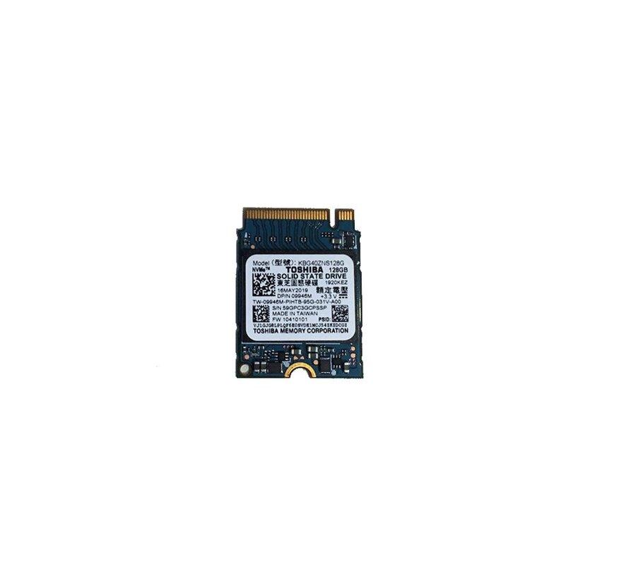 SSD  128GB PCIe NVMe M.2 NVMe SSD