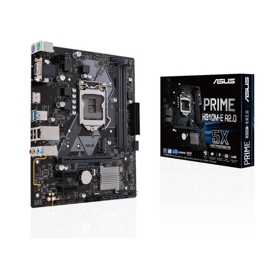 MB  Prime H310M-E R2.0 8th comp /2x DDR4 / HDMI/mATX