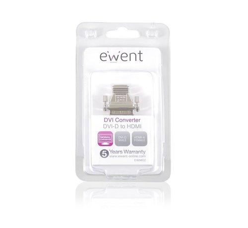 Ewent Adapter DVI-D male - HDMI A female