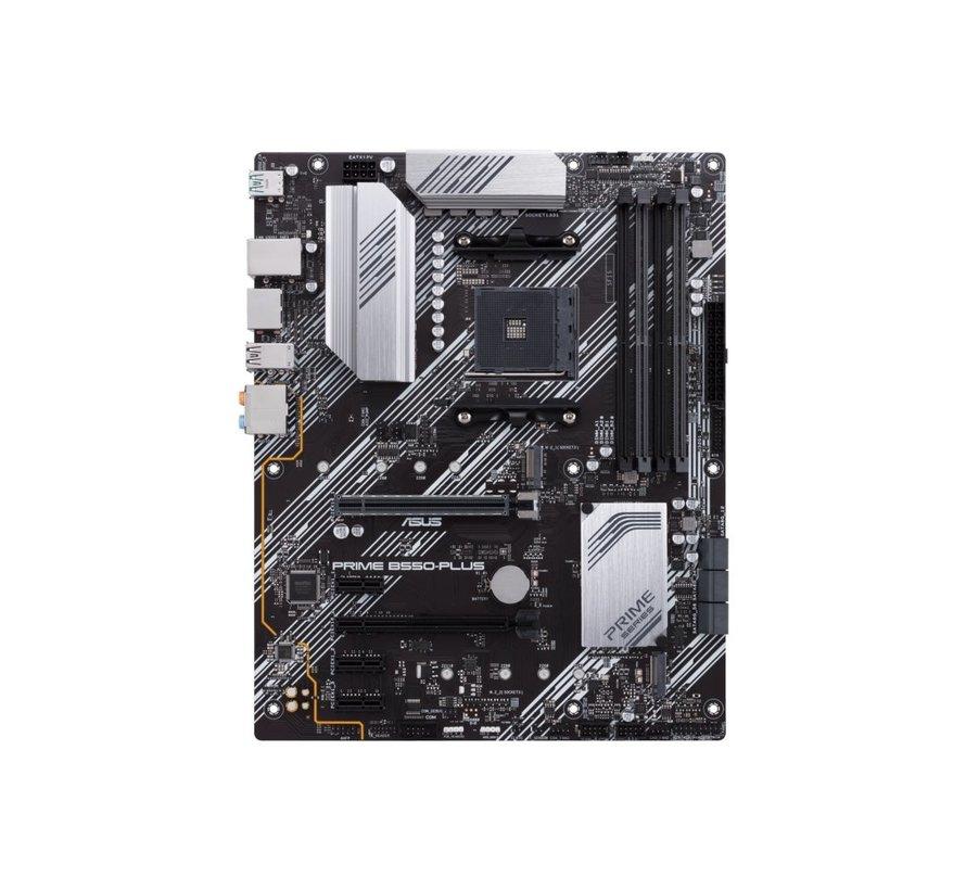 MB  PRIME B550-PLUS AM4 / 4x DDR4 / ATX