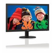 Philips Mon  23.6Inch 243V5LHSB / VGA / F-HD / DVI-D (refurbished)