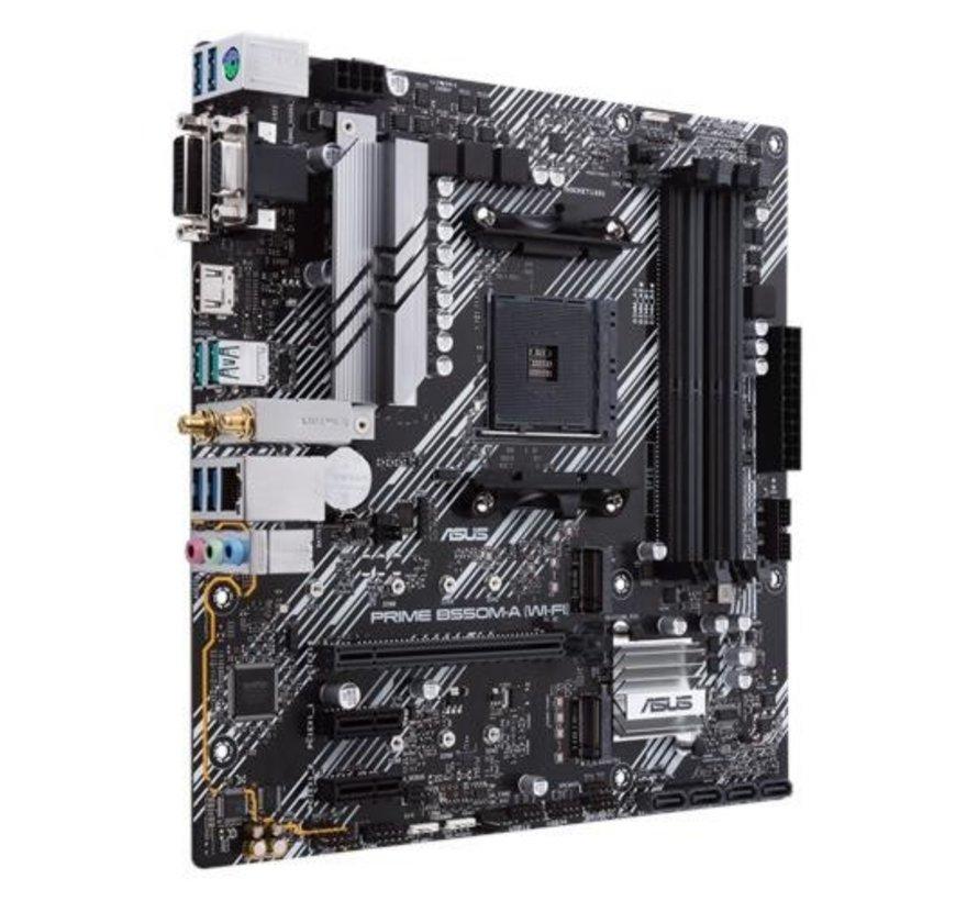 MB  PRIME B550M-A AM4 / 4x DDR4 / mATX