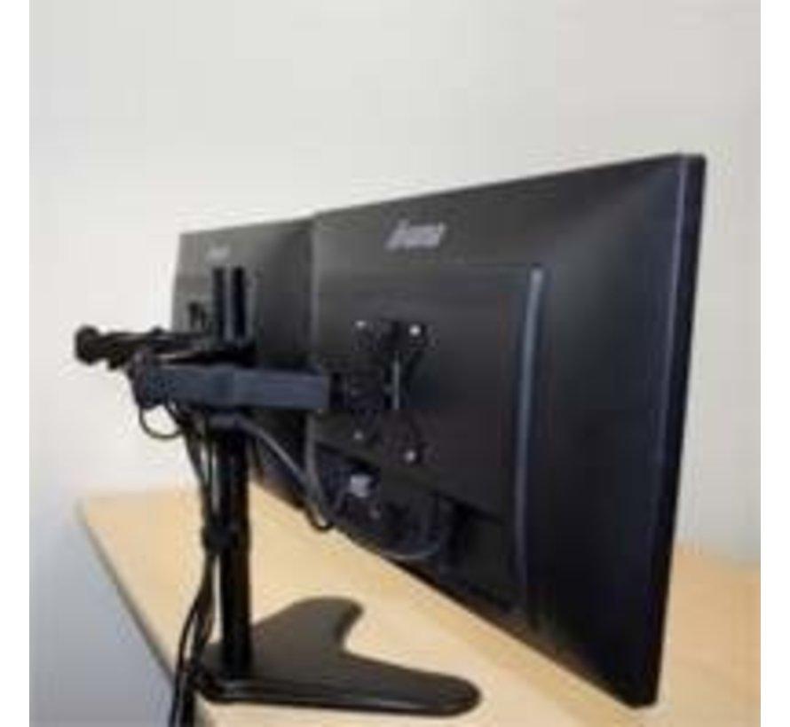 Bureausteun Dual Stand 32 inch