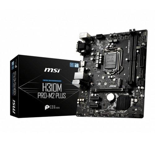 MSI MB  H310M Pro-M2 + /1151 8th comp / m.2 / HDMI / mATX (refurbished)