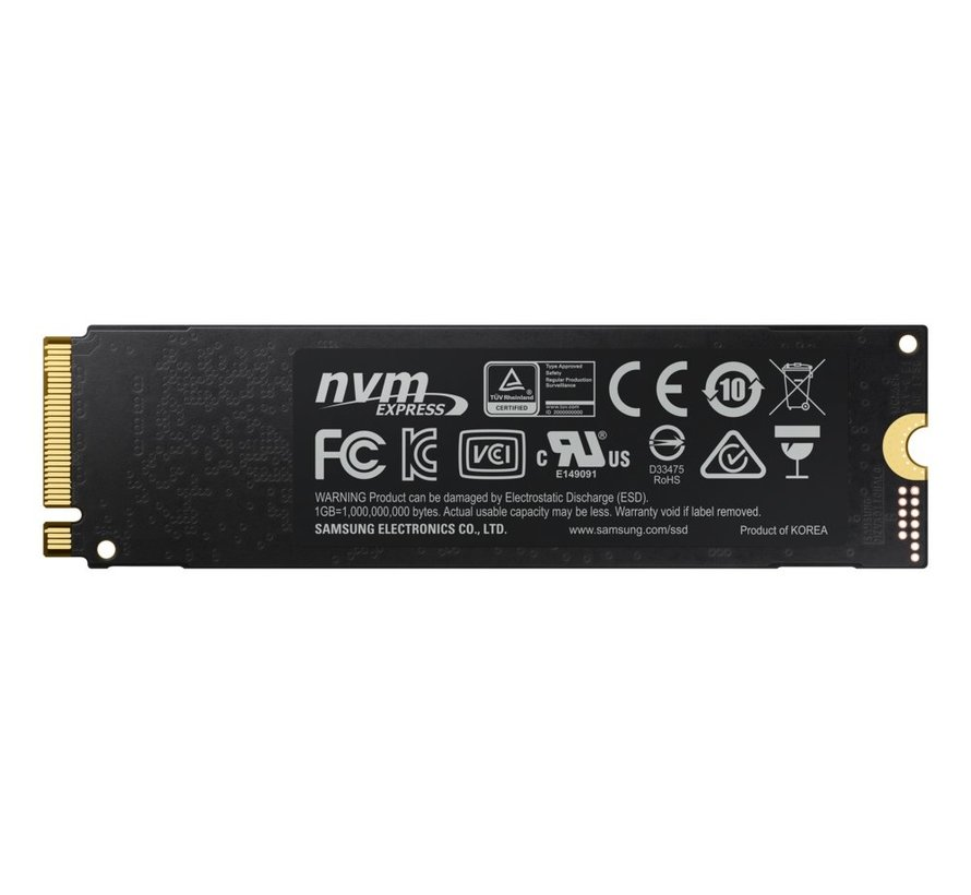 SSD  970 Evo Plus 500GB NVME M.2 3500MB/s 3200MB/s