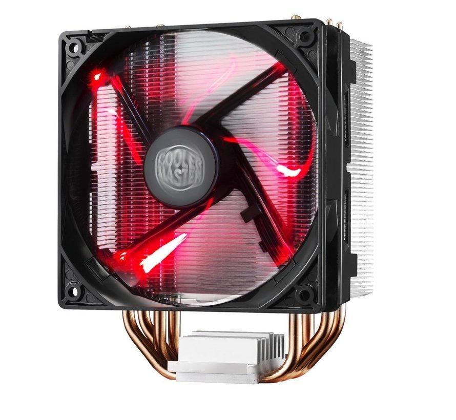 Cooler Master Hyper 212 Red LED / 1151 / 1150 / 1200