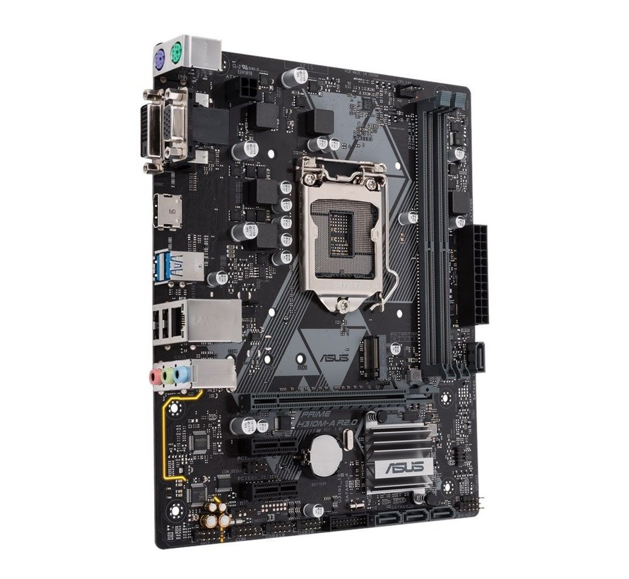 MB  Prime H310M-A R2.0 8th comp /M.2/2x DDR4 / HDMI/mATX (refurbished)