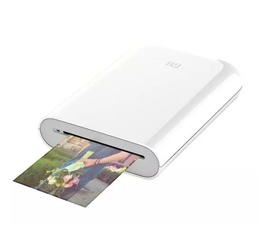 Mi Portable Photo Printer - Draadloos Fotoprinter
