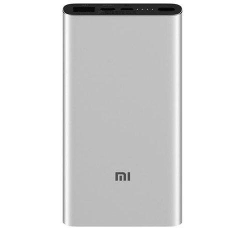 Xiaomi 10000mAh Mi 18W Fast Charge Power Bank 3 (Silver)