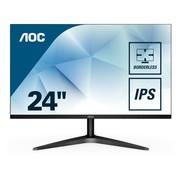 """AOC Basic-line 24B1XH computer monitor 60,5 cm (23.8"""") 1920 x 1080 Pixels Full HD LED Zwart"""
