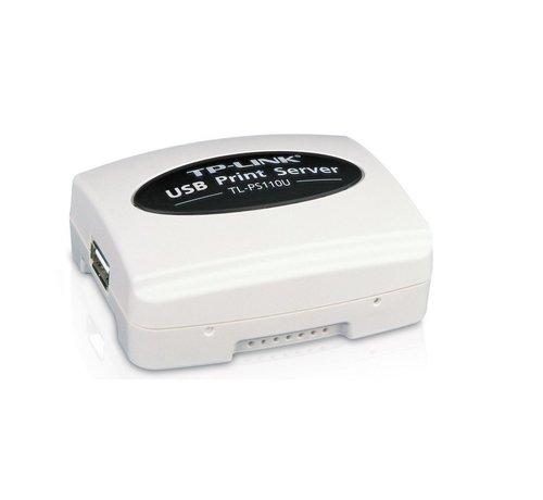 TP-Link Printserver Fast Ethernet TL-PS110U