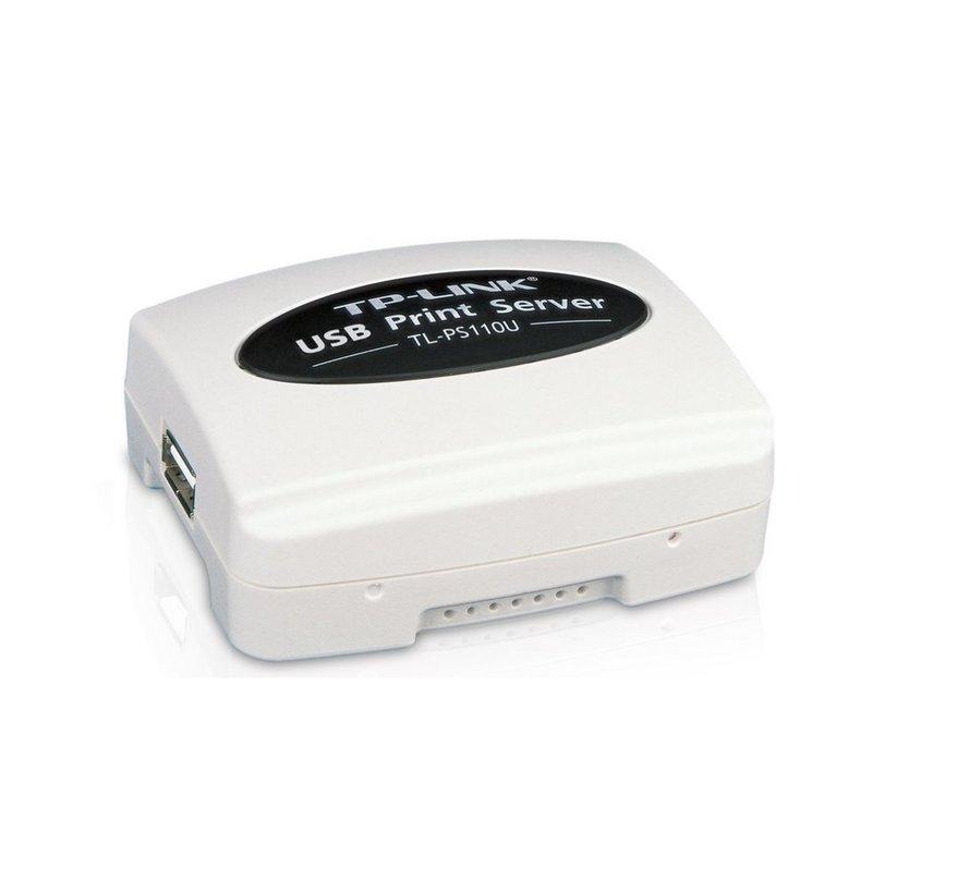 Printserver Fast Ethernet TL-PS110U