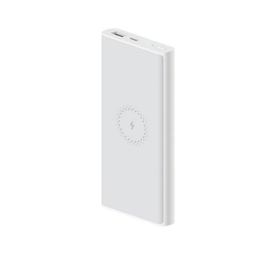 10000mAh Mi Wireless Power Bank Essential (White)