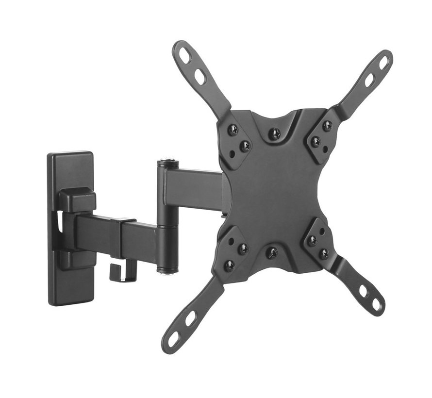 "Easy Turn TV wall mount M, 3 pivot, 13"" - 42"""
