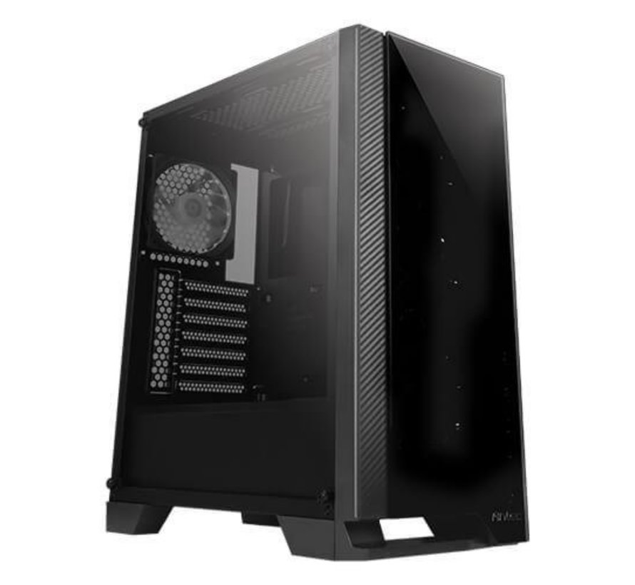 Case  NX600 Midi-Toren Zwart