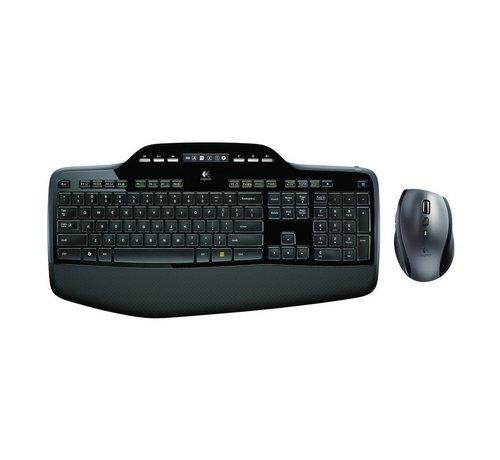 Logitech Ret. Cordless Desktop MK710
