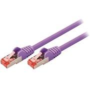 Nedis CAT6 S/FTP-netwerkkabel / RJ45 / 1.5m / Paars
