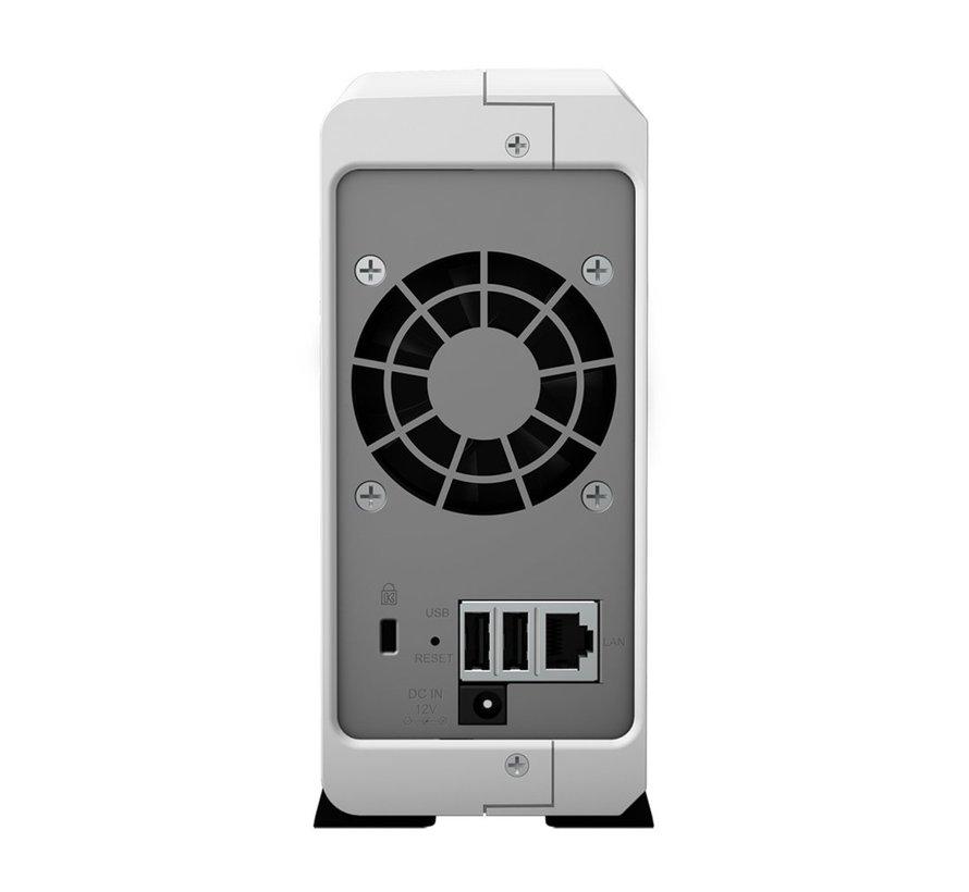 DiskStation DS120j Ethernet LAN Toren Grijs NAS