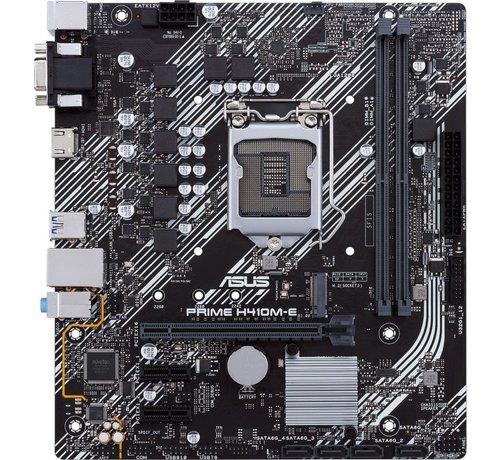 Asus MB  Prime H410M-E / 2 x DDR4 / PCI-E / LGA1200 / mATX