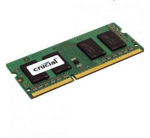 Crucial MEM  4096MB (4GB) DDR3 /1600 SODIMM (Low volt.)