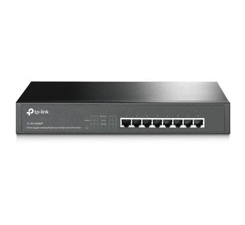 TP-Link TP-LINK TL-SG1008MP Unmanaged Gigabit Ethernet (10/100/1000)